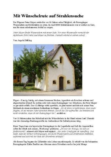 Reportage von Angela Dähling -- pdf