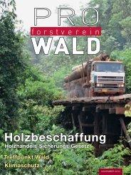 November-Ausgabe 2012 - Deutscher Forstverein
