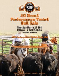 All-Breed Performance-Tested Bull Sale - Department of Animal ...