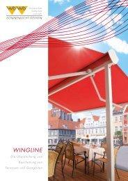Wingline - K+K Sonnenschutz GmbH