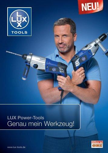 LUX Power-Tools - Obi