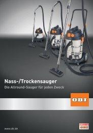 Nass-/Trockensauger - Obi