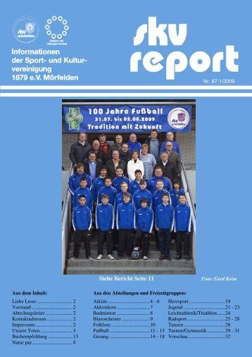 Siehe Bericht Seite 11 - SKV Mörfelden