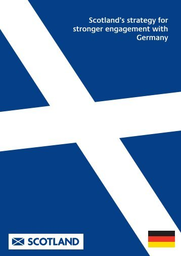 Why have a German Strategy? - Scottish Government