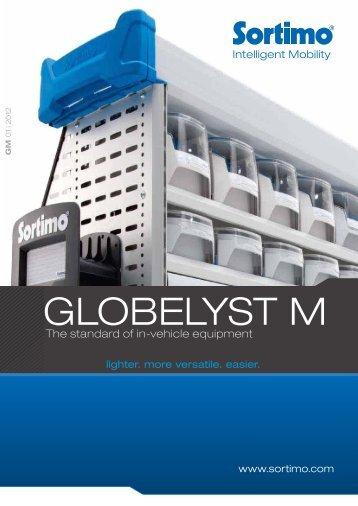 GLOBELYST M - MobilCar sc
