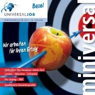 Basel (PDF) - Universal-Job AG