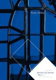 Plastic Pallets - Schoeller Arca Systems