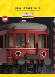 NEW ITEMS 2012 - Toys trains