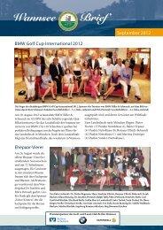 Wannsee Brief September 2012 - Der Golf- und Land-Club Berlin ...