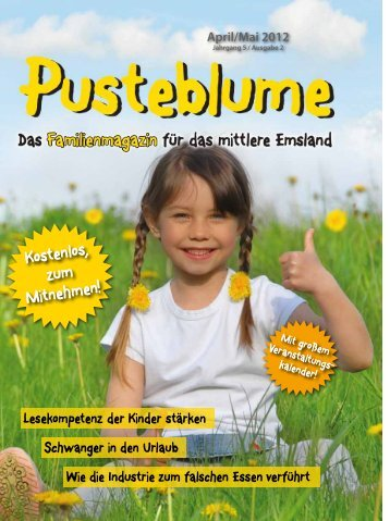 Pusteblume April/Mai 2012
