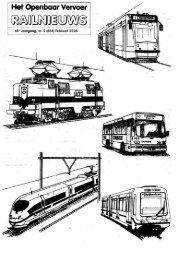 spoorwegen binnenland - Het Openbaar Vervoer / Railnieuws
