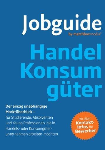 by matchboxmedia? Kontakt- Infos für Bewerber - Jobguide