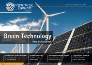green technology - Verantwortung Zukunft