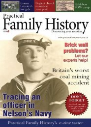 Download - Family Tree Magazine