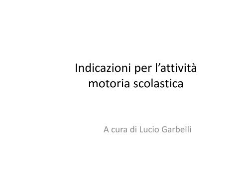 Scienze Motorie E Sportive Universita Degli Studi Di Pavia