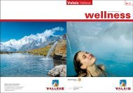 Well-being in Valais - Hotel Walliserhof