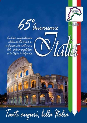 65 aniversario italia