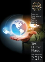 halls of residence programme venues - London International Youth ...