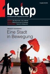 BeTop 2/2012 - Das Markenmagazin der Friedhelm Loh - Rittal