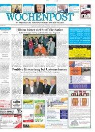 Hilden 03-11 - Wochenpost