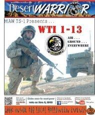 1/2 Ads - Marine Corps Air Station Yuma