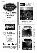 Angela Brown & The Jay Bailey Band - Yorckschlösschen - Seite 6