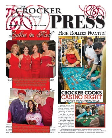 Ladies in Red - The Villager Newspaper