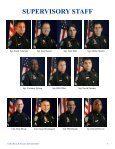 2011 Annual Report - Vero Beach Police Department - Page 5