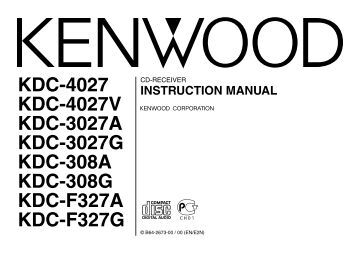 Kenwood Car Radio And Gps