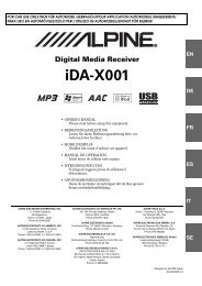 EN Digital Media Receiver IDA-X001