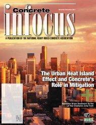Nov / Dec 2011 - National Ready Mixed Concrete Association