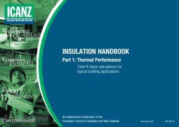 Insulation thermal handbook pdf