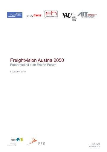 Freightvision Austria 2050
