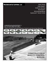 construction & quality control manual - Pressure Concrete Plus Limited