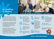 Ihr Concierge in Wedding - Berliner Bau- und ...