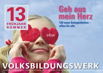 Geh aus mein Herz - Volksbildungswerk Klarenthal e.V.