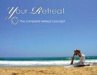 the complete retreat concept - Core Strength Yoga