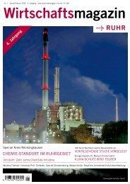 Alles eine Frage des Standorts! - Wirtschaftsmagazin Ruhr