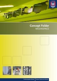 Concept folder (pdf) - Urban Mediaspace Aarhus