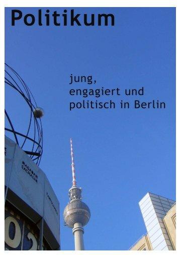 Jung und Politisch - Politika Berlin