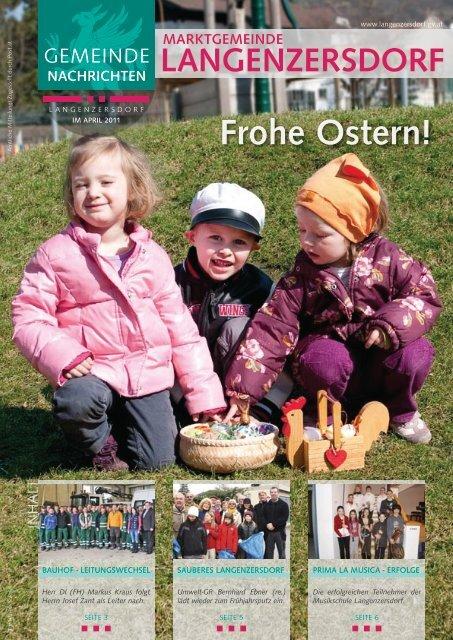 Partnerschaften & Kontakte in Langenzersdorf - kostenlose