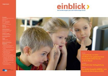 Sprachland» in Sicht - Lehrmittelverlag Zürich