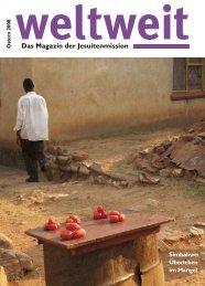 Das Magazin der Jesuitenmission