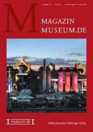 Festival IN3 15. – 18. November 2012, tpc Studio 5 ... - Museum.de