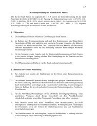 3.3 Benutzungsordnung der Stadtbücherei Xanten Der Rat der Stadt ...