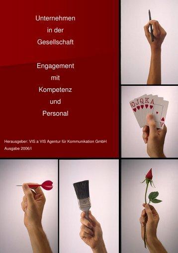 Unternehmen in der Gesellschaft Engagement ... - Engagiert in NRW