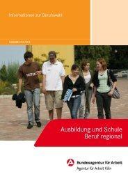 berufsausbildung in der region - planet-beruf regional - Planet Beruf ...