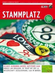 stammplatz - heynlein. Presse