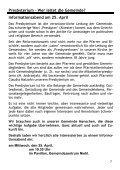 Aktuelle Informationen - Evangelische Kirche Niehl - Seite 7