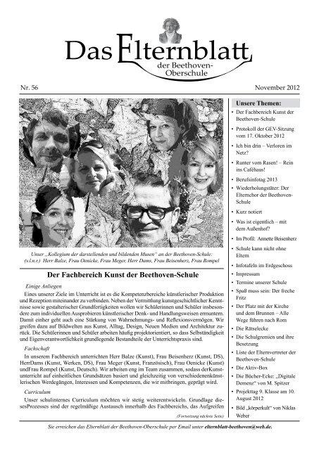 Nr. 56 - November 2012; pdf-Dokument - Beethoven-Schule